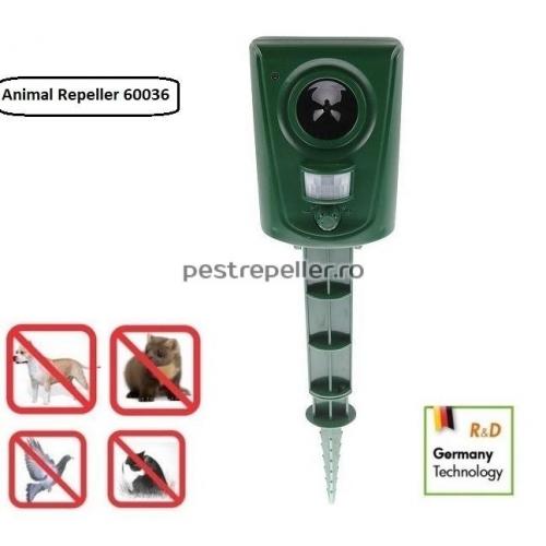 Aparat anti pasari caini pisici dihori Animal Repeller 60036