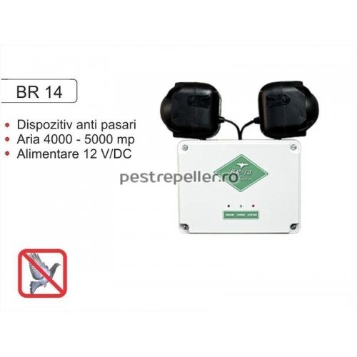 Dispozitiv anti pasari  BR14 Profesional