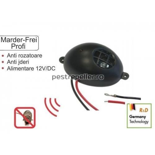 Aparat anti rozatoare auto Marder Frei 78407 cu ultrasunete