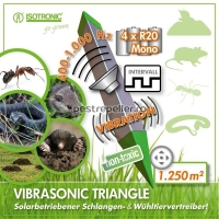 Aparat anti daunatori Vibrasonic Animal Repeller 70060