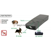 Dispozitiv portabil impotriva cainilor Super Dog Chaser
