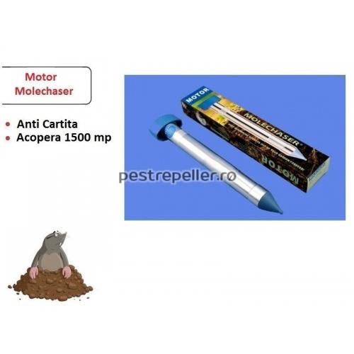 Aparat anti cartite cu ultrasunete Motor MoleChaser