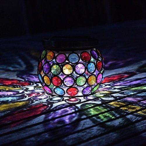 Iluminator solar decorativ cu led Isotronic 80030